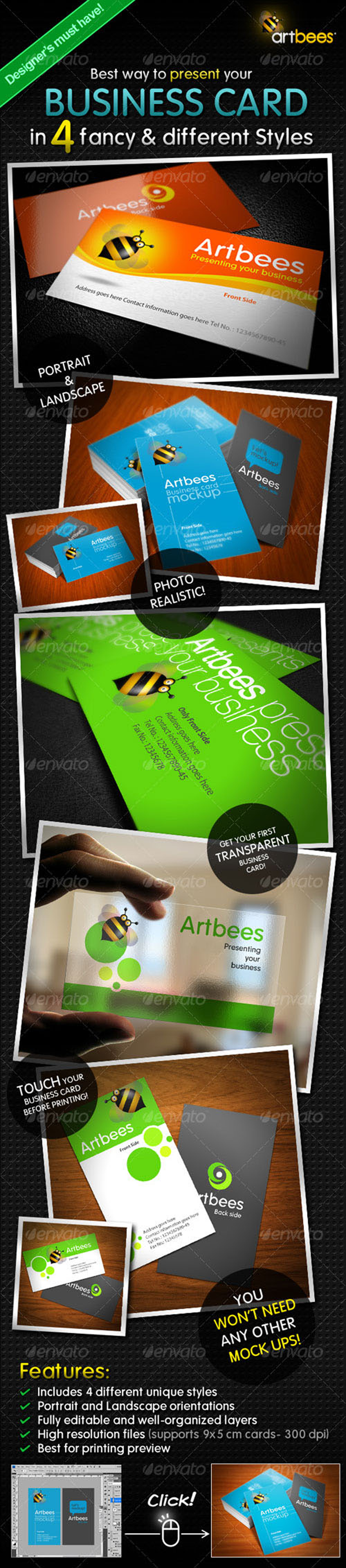 graphicriver_great-_business_card_mock_up_pack_4_styles_preview